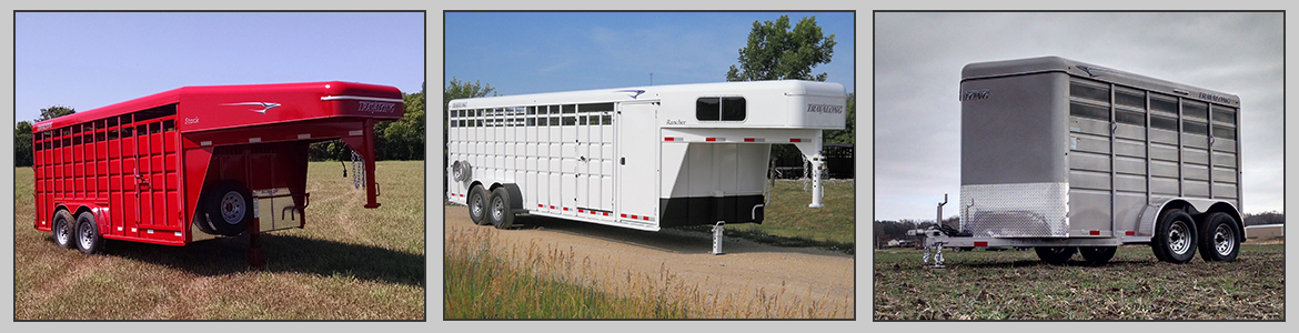 TravAlong Livestock and Equipment Trailers