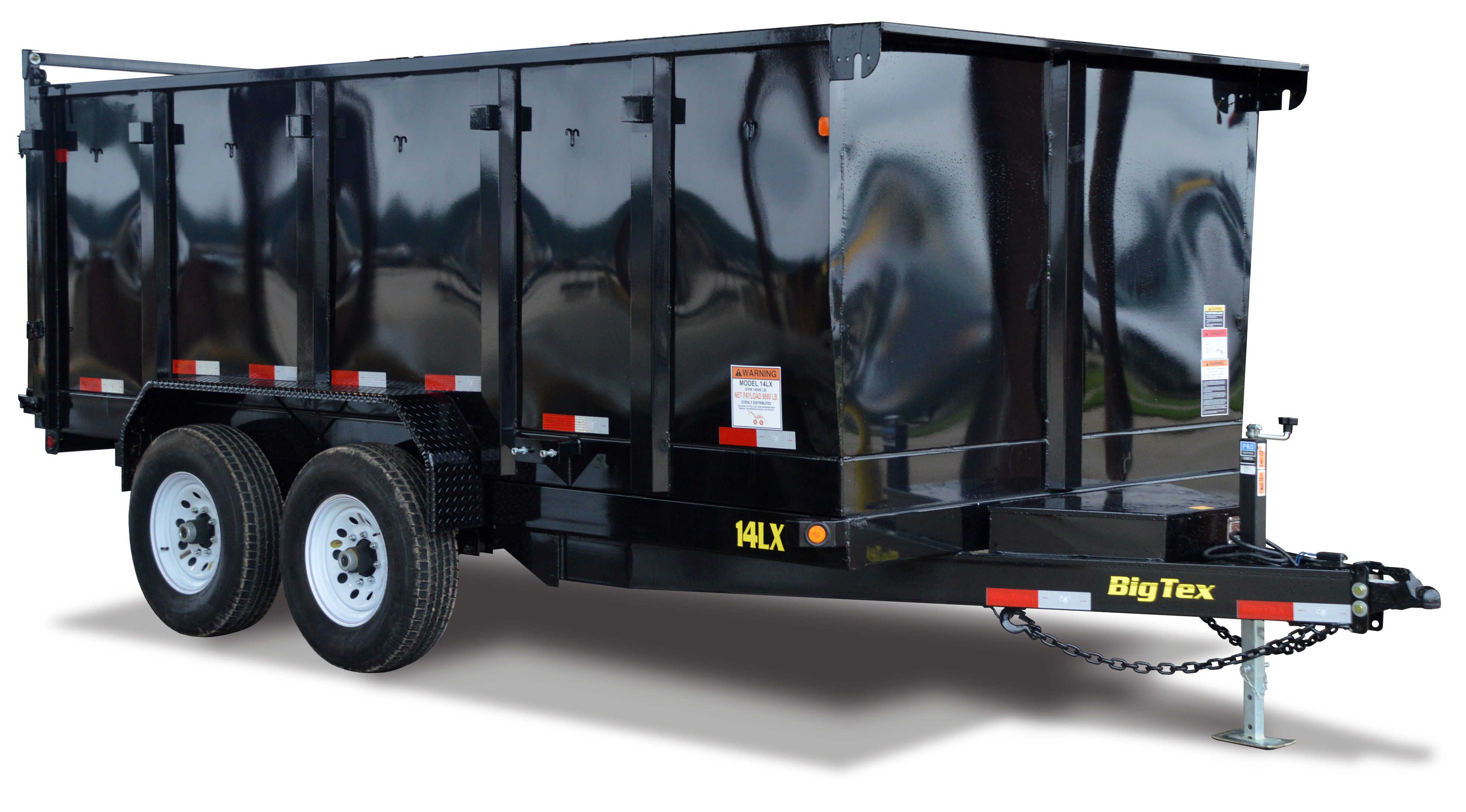 Big Tex 14LX-P4 Trailer