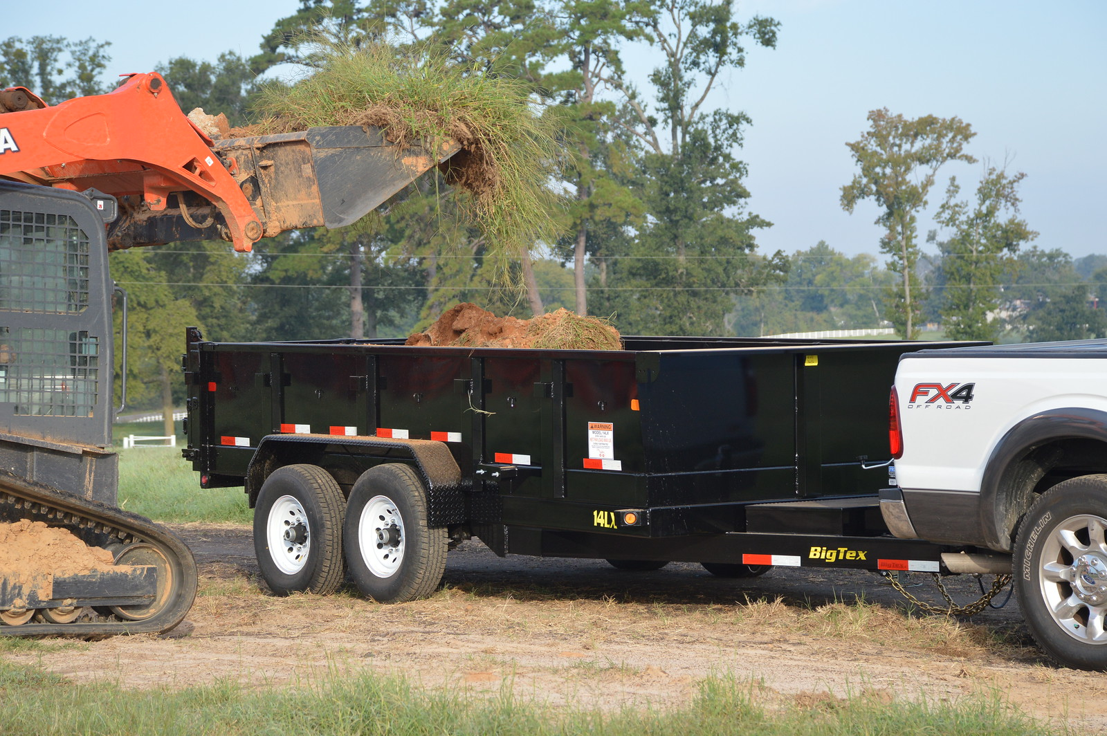 Big Tex 14LX Trailer