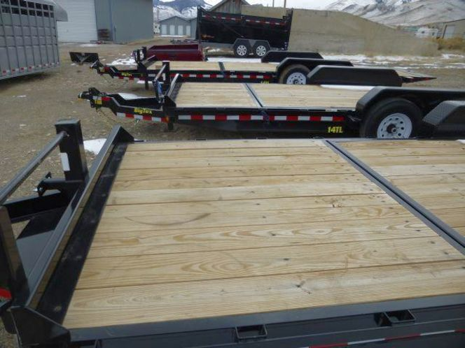 Big Tex 14TL Trailer