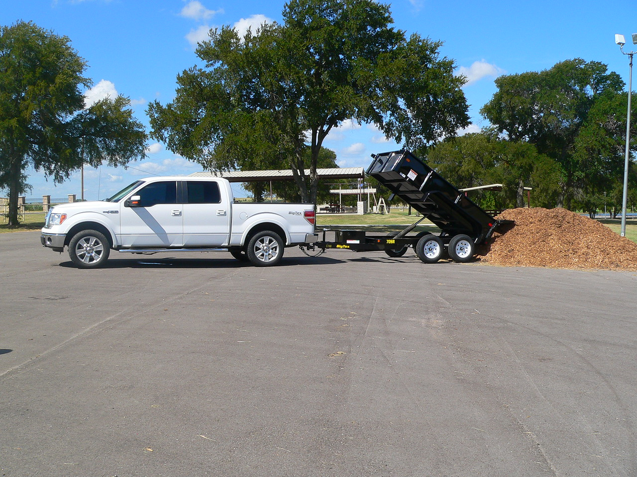 Big Tex 70SR Trailer