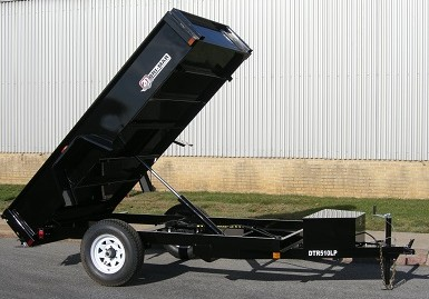 Bri-Mar DTR510LP Dump Trailer