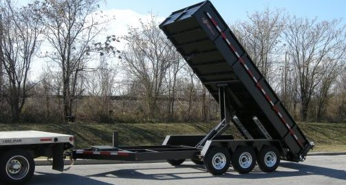 BWISE Ultimate Dump Trailer