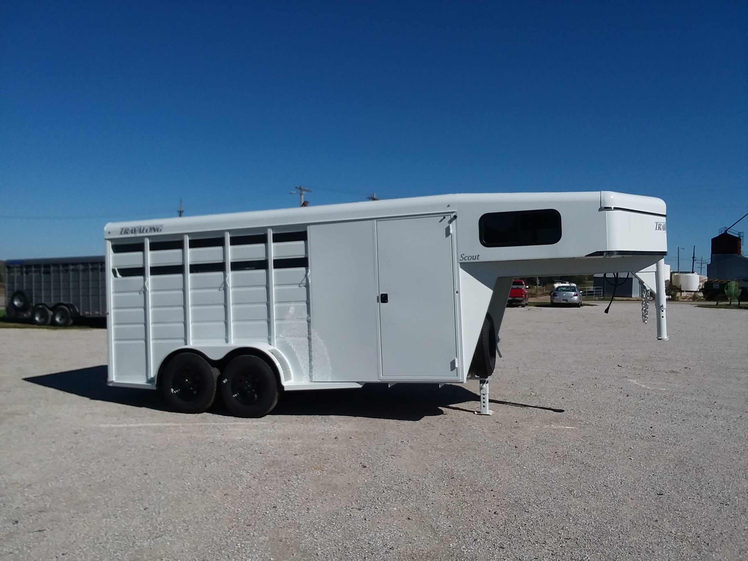 TravAlong Scout Horse Trailer