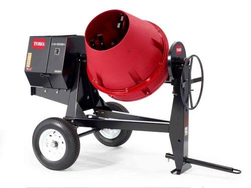 Toro Concrete Mixer