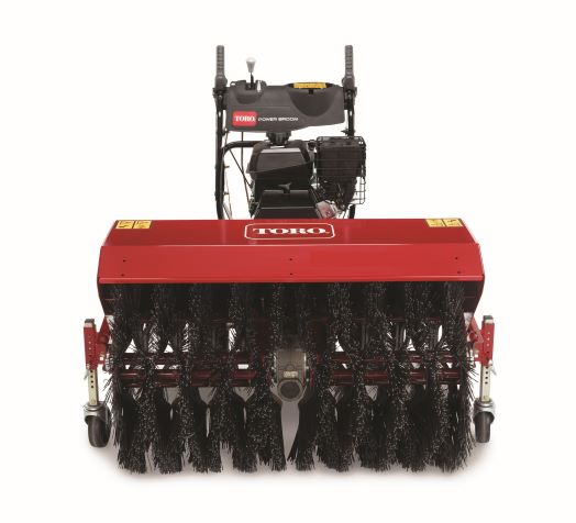 Toro Power Broom